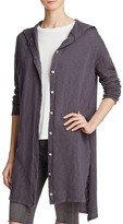 Michelle by Comune Frost Hooded Cardigan