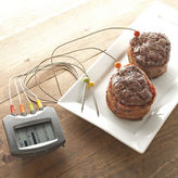 Charcoal Companion Steak StationTM Digital Meat Thermometer