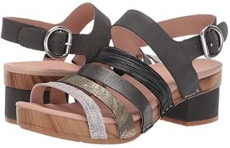 Dansko Maribeth (Metallic Multi) Women's Sandals