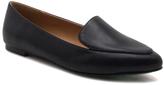 Qupid Black Swirl Loafer