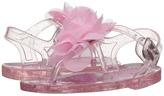 Baby Deer Glitter Jelly Thong Sandal Girls Shoes