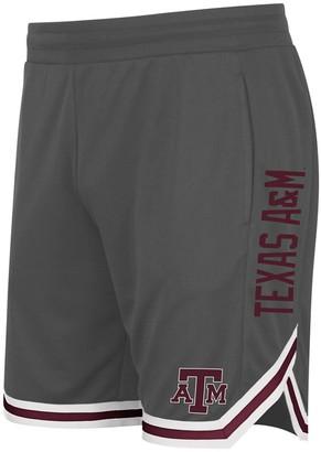 Colosseum Men's Charcoal Texas A&M Aggies Continuity Shorts