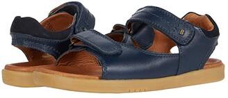 Bobux Driftwood (Toddler/Little Kid) (Navy 1) Kids Shoes