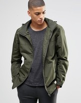 Selected Cooper Khaki Jacket