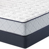 Serta Perfect Sleeper Calico Woods Firm - Mattress + Box Spring