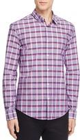 BOSS GREEN C-Bansi Plaid Regular Fit Button-Down Shirt