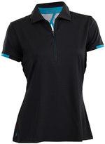 Women's Nancy Lopez Flash Short Sleeve Golf Polo