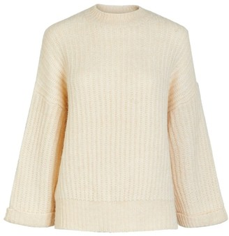 Y.A.S Cream Sunday Knit - s