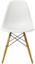 Vitra Eames Side Chair - White/Maple Yellow