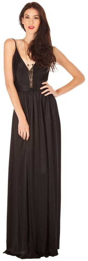 Contrarian Babs Bibb Maxi Dress