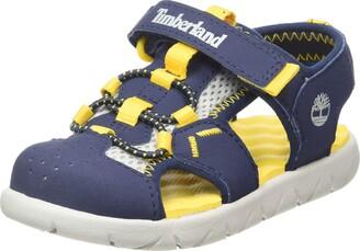 Timberland Unisex Kids' Perkins Row Fisherman (Toddler) Closed Toe Sandals