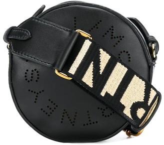Stella McCartney mini Stella Logo crossbody bag