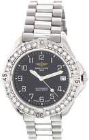 Breitling Colt A17035 Stainless Steel & Diamonds Automatic 40mm Mens Watch