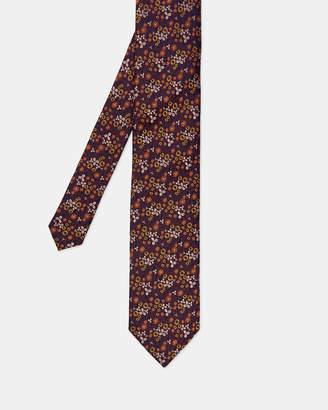 Ted Baker FARMER Mini floral silk tie