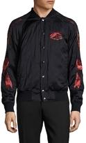 Dries Van Noten Woven Embellished Jacket
