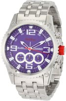 Redline Red Line Men's Chronograph Stainless Steel Watch RL-50023-33