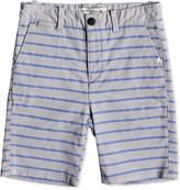 Quiksilver Waiku Plain Striped Shorts, Little Boys