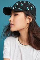 Anthropologie Budding Baseball Cap