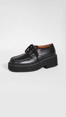 Marni Laced Oxfords