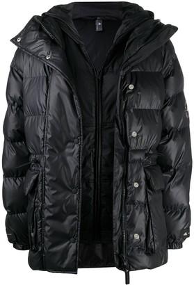adidas by Stella McCartney 2-In-1 Puffer Jacket
