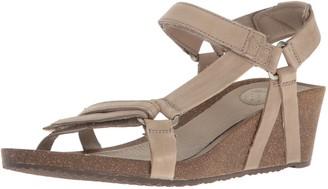 Teva Women's W Ysidro Universal Wedge Sandal