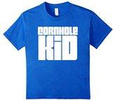 Kids Cornhole Kid Bean Bag Toss Dummy Boards T-shirt Boys Girls 4