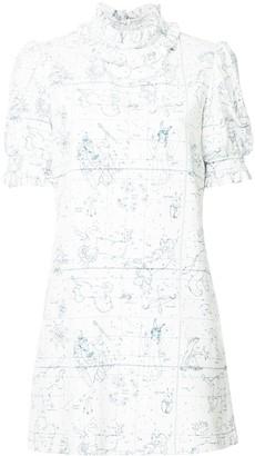 macgraw Observation dress