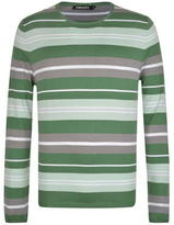 Dkny Stripe Knit Jumper