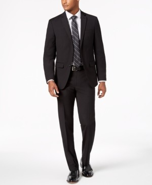 Van Heusen Men's Flex Slim-Fit Suits