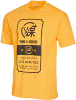 Young & Reckless Men's Biru Logo-Print T-Shirt