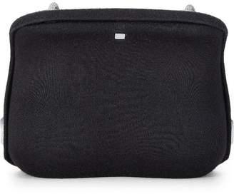 Chanel Black Jersey Millennium Bag