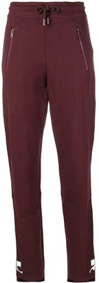 Courreges High-Waisted Track Pants
