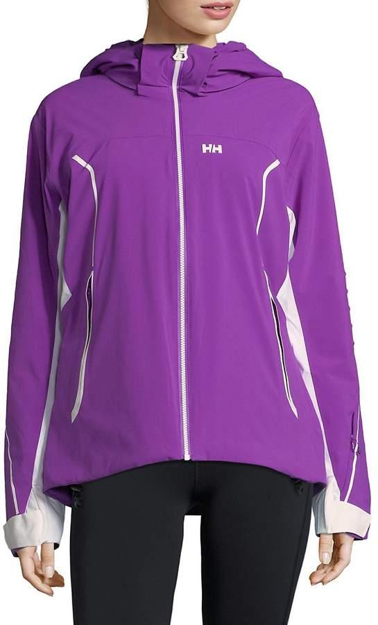 Helly Hansen Women's Zip-Up Winter Tech Jacket