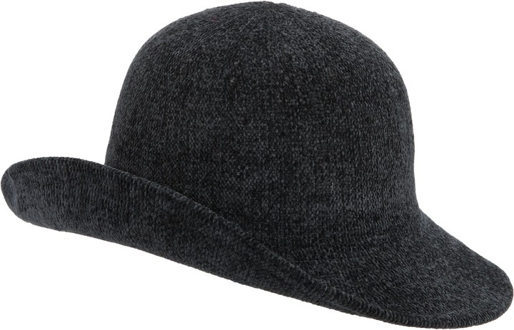 Thumbnail for your product : Four Buttons by San Diego Hat Co. Chenille Moldable Bucket Hat