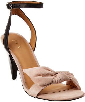 Joie Oleta Suede & Leather Sandal