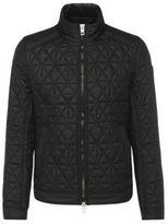 Hugo Boss Obray Nylon Padded Quilted Jacket 38R Black
