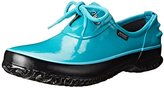 Bogs Women's Urban Farmer Shoe Solid Waterproof Lace-Up