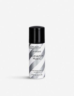 Byredo Off-White c/o Virgil Abloh x Elevator Music hair perfume 75ml
