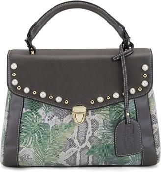 Spring Step L'Artiste by Leather Satchel Handbag - Rainforest