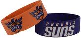Aminco Phoenix Suns 2-Pack Wide Bracelets
