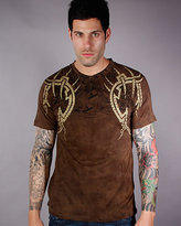 Roar Authentic Tee in Brown
