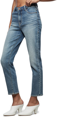 True Religion High-Rise Slim Straight Pant