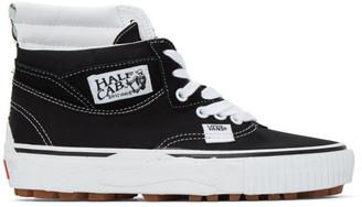 Vans Black Cap Mash Hi LX Sneakers