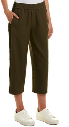James Perse Pull On Snap Pant