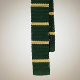 Classic Silk Knit Stripe Tie