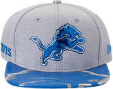 New Era Detroit Lions NFL 9FIFTY 2017 Draft Snapback Hat