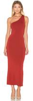 Theory Yuleena Midi Dress