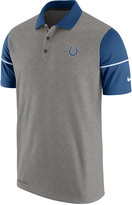 Nike Men's Indianapolis Colts Sideline Polo Shirt