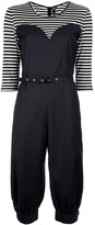 Labour Of Love Black sweetheart jumpsuit