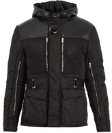 Givenchy Zip-trimmed Padded Nylon Jacket